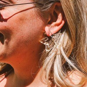 Logan Star Earrings